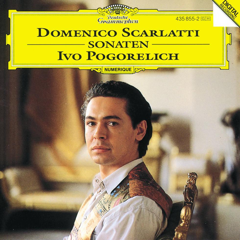 Scarlatti Sonatas Ivo Pogorelich